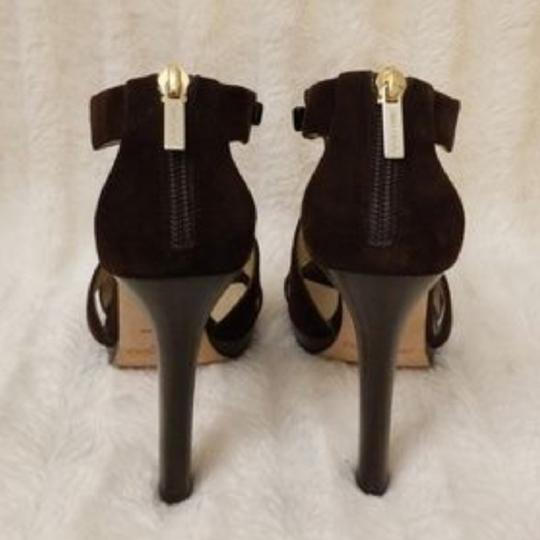 Jimmy Choo Brown Pumps Image 6
