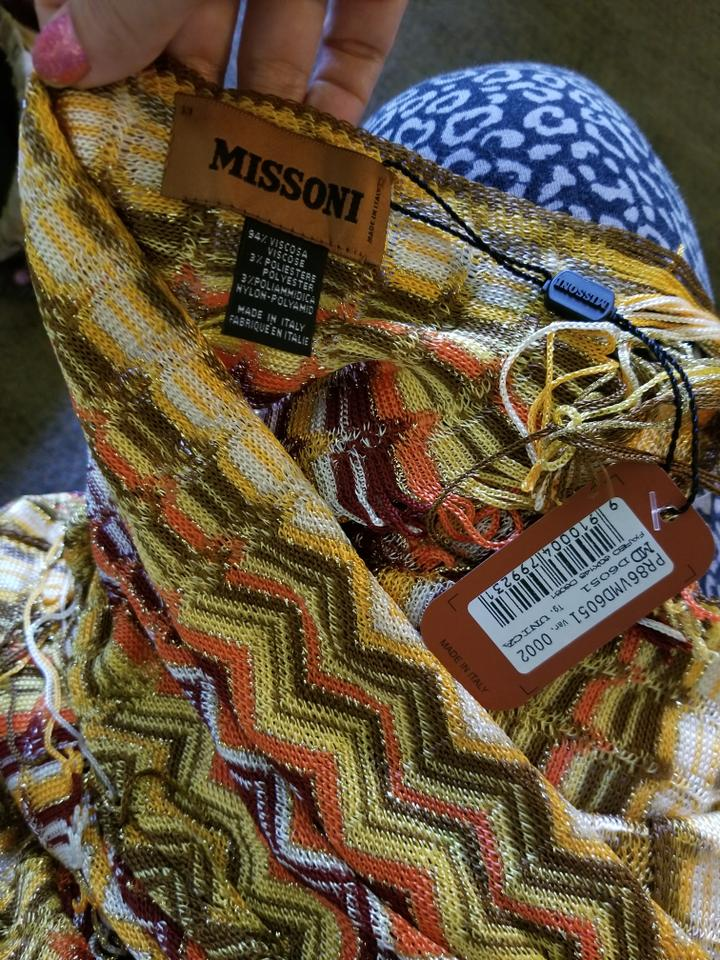 up Sarong Cover Missoni Color Multi XxqggIt