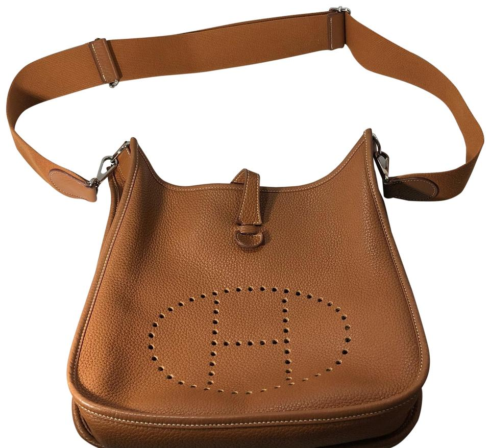 7c205ab8976c Hermès Evelyn Pm Hermesevelyne Cross Body Bag Image 0 ...
