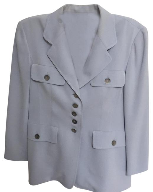 Preload https://img-static.tradesy.com/item/23797821/neiman-marcus-baby-blue-michel-soligny-for-blazer-size-14-l-0-1-650-650.jpg