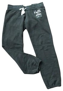 Hollister Relaxed Pants Gray