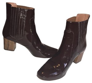 Sportmax chocolate brown Boots
