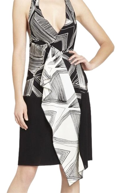 Preload https://img-static.tradesy.com/item/23798375/bcbgmaxazria-black-and-white-runway-limited-addition-halter-v-neck-mid-length-cocktail-dress-size-4-0-5-650-650.jpg