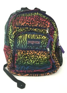JanSport School Animal Print Backpack
