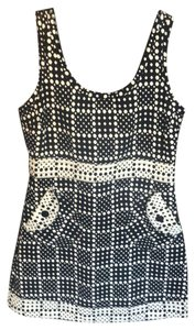 Marc Jacobs short dress black and white on Tradesy