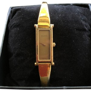Gucci Gucci Gold-toned watch
