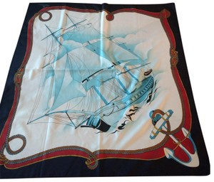 Couture Active Wear Monaco scarf nautical