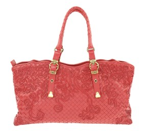 Ashneil Satchel in Red
