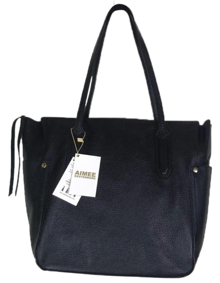 Kestenberg Aimee Tote Madison Leather Black xXdgqHqB