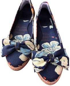 Tory Burch Multi-colored Flats