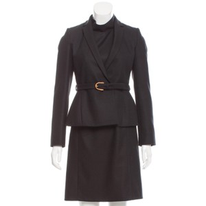 Gucci Dress-Suit with Bamboo Belt