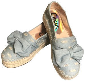 8fb315c87e26 Blue Circus by Sam Edelman Flats - Up to 90% off at Tradesy