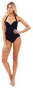 Jet Set JETS by Jessika Allen Jetset 50's Gathered One-Piece Swimsuit