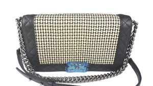 Chanel New Tweed Shoulder Bag