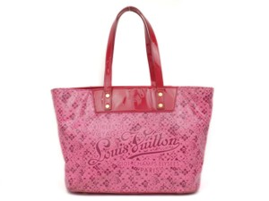 8371c78ffe3ec Louis Vuitton Limited Edition Cosmic Blossom Gm Shiny Pink Patent ...