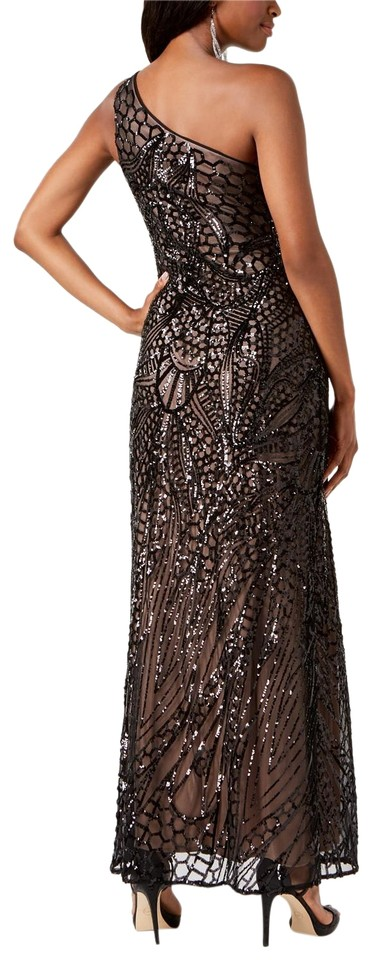 Night Way Collections Dresses   Nightway Lacetrim Navy