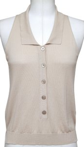 Stella McCartney Sleeveless Designer Knit Sweater