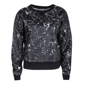 Balenciaga Print Cotton Sweatshirt