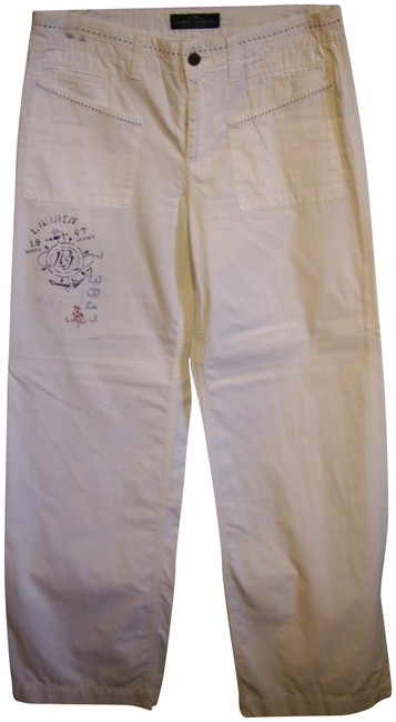 Item - White Naval Academy/Ralph Pants Size 8 (M, 29, 30)