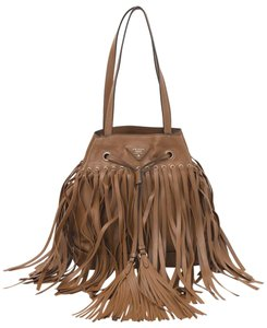 6ff39a8d6aeb Prada Fringe Bags - Up to 70% off at Tradesy