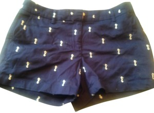 British Khaki Dress Shorts Navy