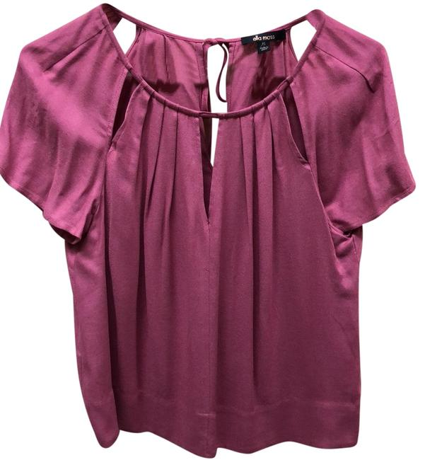 Item - Dusty Pink (Color In Pictures Is Darker) Blouse Size 2 (XS)