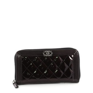 Chanel Wallet black Clutch