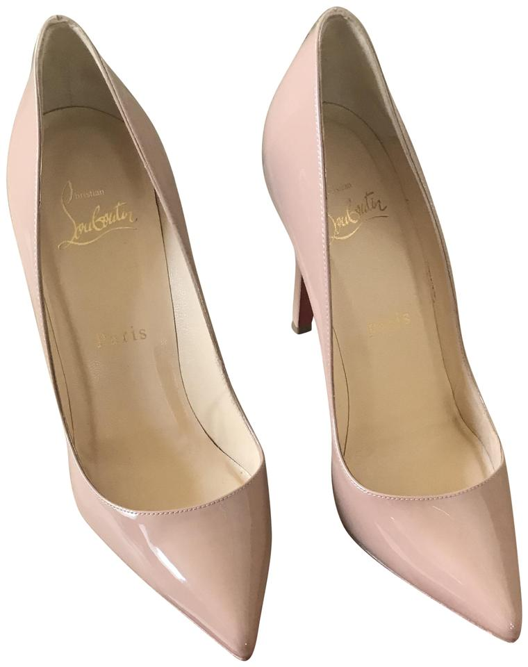 Christian Louboutin Nude Pigalle 100mm Pumps Size EU 36 (Approx. US ... 32ca59761d71