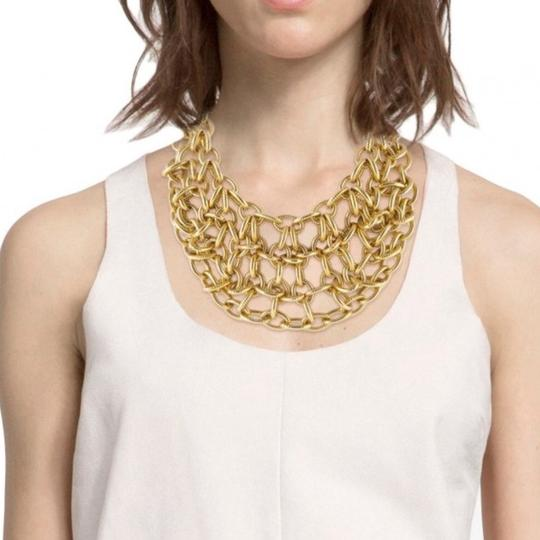 Etienne Aigner New Chain Link Necklace Image 1