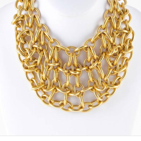 Etienne Aigner New Chain Link Necklace Image 2