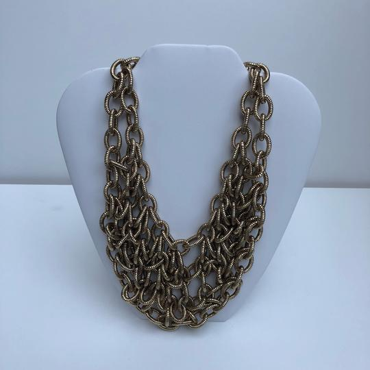 Etienne Aigner New Chain Link Necklace Image 3