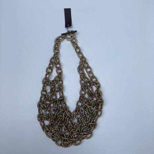 Etienne Aigner New Chain Link Necklace Image 4