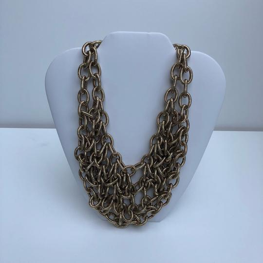 Etienne Aigner New Chain Link Necklace Image 5