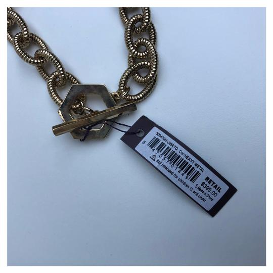 Etienne Aigner New Chain Link Necklace Image 7