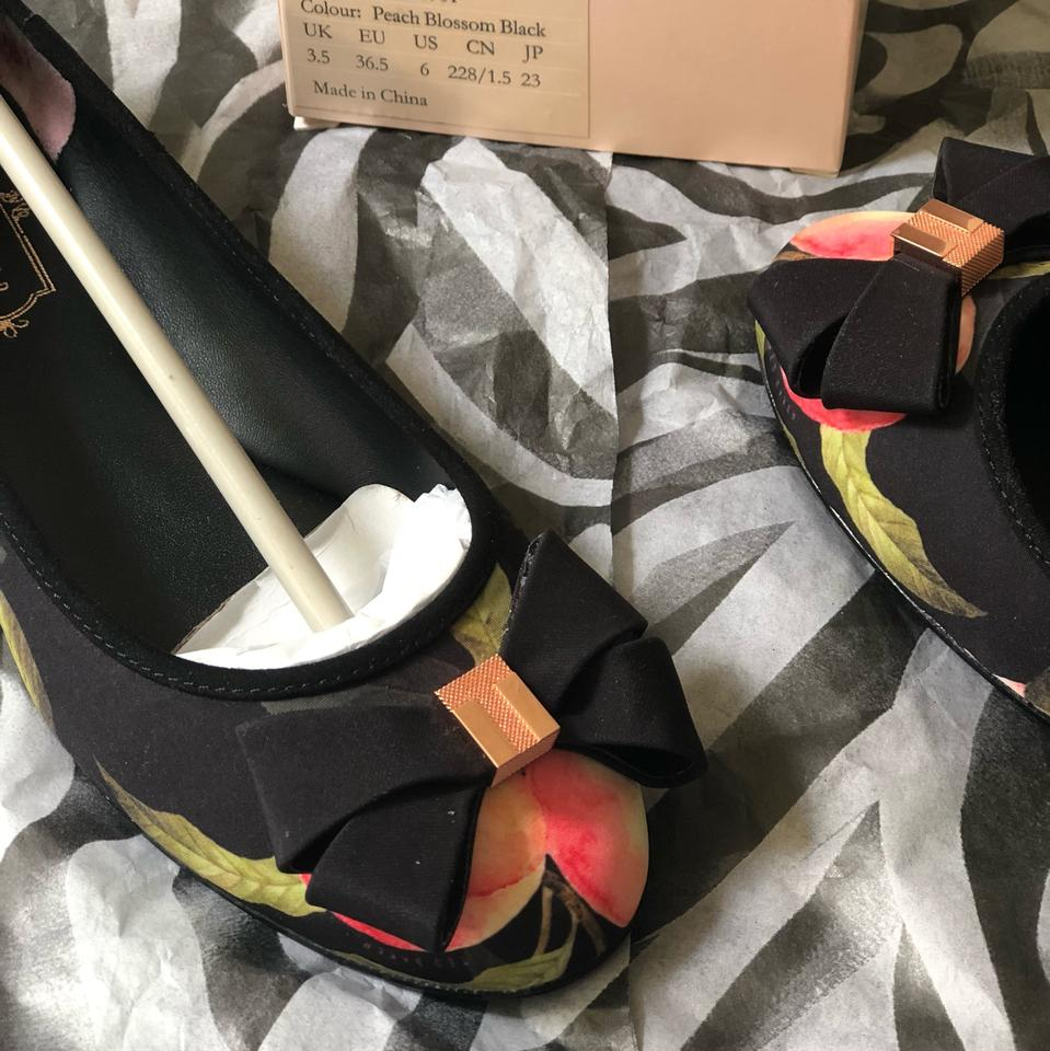 8f57fd239 Ted Baker Black Immep 2 Sandals Size US 6 Regular (M