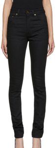 Saint Laurent Skinny Jeans-Dark Rinse