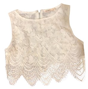 Love Culture Top Ivory