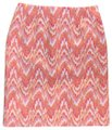 Talbots Skirt pink and orange