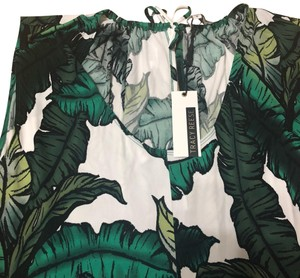 green leaves Maxi Dress by Tracy Reese