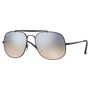 02e4c2b753 Ray-Ban Ray-Ban Silver Black General Sunglasses 57mm RB3561