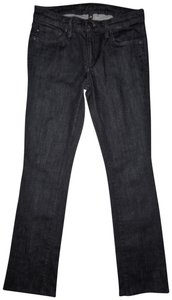 Agave Denim Stretch Boot Cut Jeans-Dark Rinse