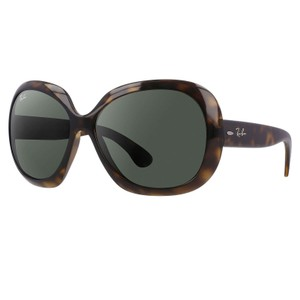 Ray-Ban Ray-Ban Jackie OHH Sunglasses Tortoise/ Green Classic 60mm RB4098