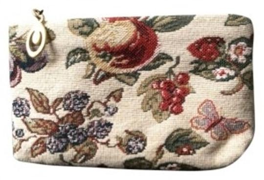 Preload https://item4.tradesy.com/images/royal-tapisserie-small-cosmetic-or-change-purse-multicolor-tapestry-clutch-23808-0-0.jpg?width=440&height=440