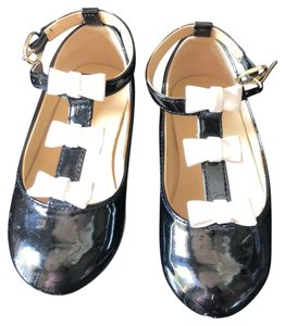 Janie and Jack black patent leather Formal