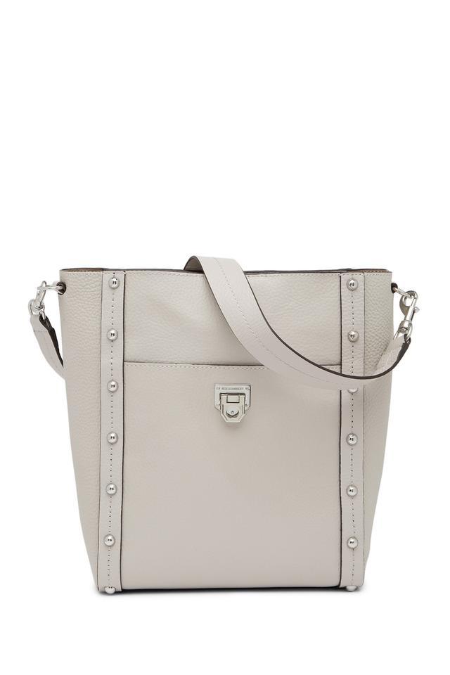d3654b11bcab Rebecca Minkoff Madison Large Gray Leather Hobo Bag 55% off retail