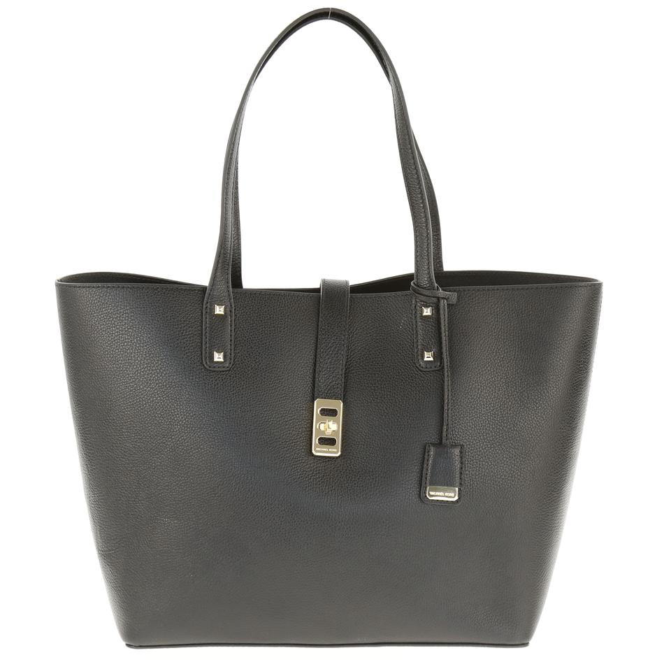 c31d4c795601 Michael Kors Carryall Karson Large Black Leather Tote - Tradesy