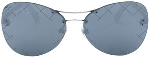 59716acb4d Chanel Butterfly Runway Crosshatch Sunglasses 4218 124 6G