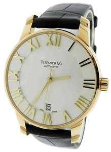 Tiffany & Co. Tiffany & Co. Atlas 18k Rose Gold Automatic Watch