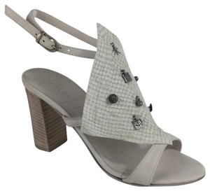 Henry Beguelin white Pumps