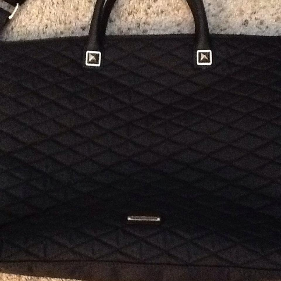 Diaper Quilted Bag Rebecca Black Satchel Nwot Minkoff Purse xq1H4Y